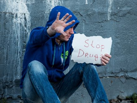 Consommation de drogue